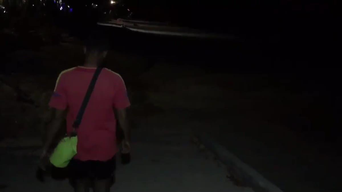 สยองหาดอ่าวนาง!! ฝูงสุนัขจรจัดรุมขย้ำคอเด็กชายชาวฟินแลนด์วัย 5 ขวบสาหัส