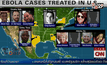 กักตัวชาวอเมริกัน 10 คน เสี่ยงติดเชื้ออีโบลา