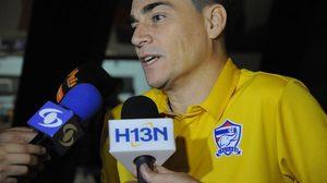 มิเกล โรดริโก้ : ผมมีความสุขที่พาไทยเข้ารอบ หลังมีเวลาทำทีมแค่เดือนครึ่ง