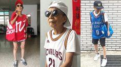 ไอดอลเลย!! อาม่า ชาวไต้หวันวัย 88 ปี กับสไตล์การแต่งตัวสุดเฟี้ยว ที่เห็นแล้วต้องอมยิ้ม