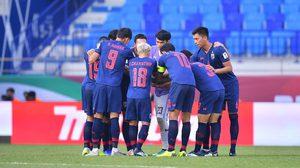 4 ชาติยังมีลุ้น! เปิดเงื่อนไข 'ช้างศึก' ลุ้นเข้ารอบ 16 ทีมเอเชียนคัพ