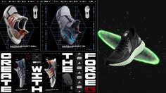 adidas จับมือ Lucasfilm เปิดตัวคอลเลคชั่นรองเท้าภาพยนตร์ Star Wars