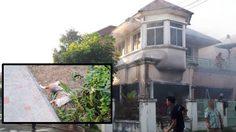 เจ้าของบ้านเปิดพัดลมทิ้งให้ หมา-แมว ก่อนออกไปธุระ สุดท้ายไฟไหม้สำลักควันตาย 3 ตัว