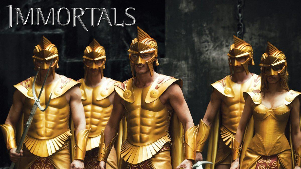 ตัวอย่างหนัง IMMORTALS เทพเจ้าธนูอมตะ | MONOMAX