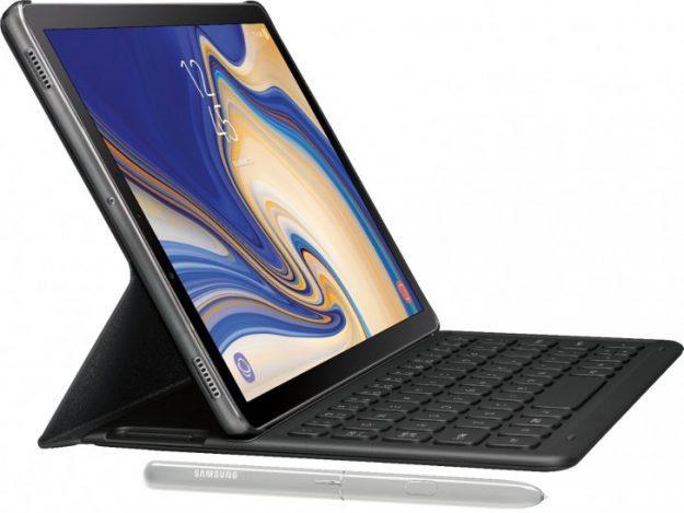 ภาพหลุดอุปกรณ์ Samsung Galaxy Tab S4 คู่แข่ง iPad Pro ในราคาถูกกว่า