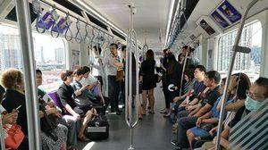 เริ่มวันนี้ ผู้ถือบัตรสวัสดิการฯ ใช้รถไฟฟ้า MRT ฟรี 500 บาท/เดือน