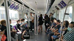 เริ่ม 25 ธ.ค.นี้ ลดราคาค่าโดยสารรถไฟฟ้าสายสีม่วง-สีน้ำเงิน