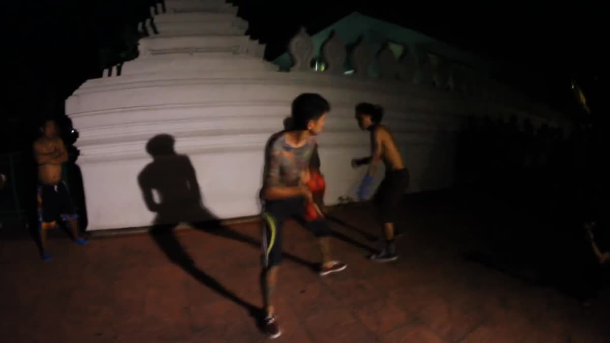 Fight Club Thailand ตุ๋ย x เจ็ทลู่ คู่ที่ 4