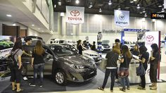 Pacific Motor Show ทุ่มกว่า 21 ล้านบาท พร้อมเท โปรโมชั่น กระหน่ำ