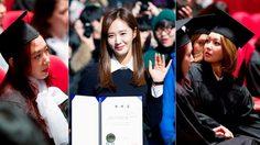 สามสาว ปาร์คชินฮเย, ยูริ – ซูยอง เกิร์ลเจนฯ เรียนจบแล้วจ้า!