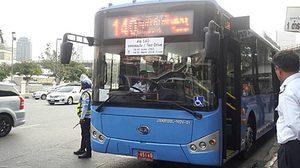 เตรียมวิ่ง รถเมล์ NGV ใหม่ 8 เส้นทางวันแรก 28 มี.ค.นี้