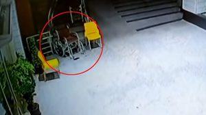 คลิปชวนขนลุก รถเข็นในโรงพยาบาล เลื่อนไหลเองโดยไม่ทราบเหตุ