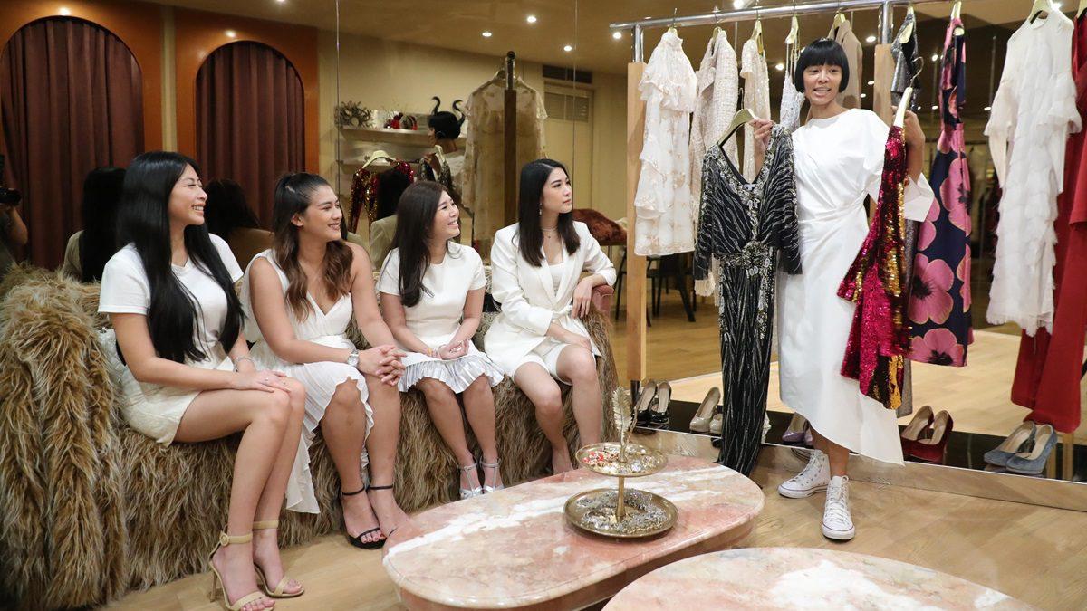 เลือกชุดไปงานแต่งงาน ให้ดูดีอย่างมีสไตล์ โดยกูรูแฟชั่น กานดา สายทุ้ม
