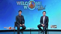 Welcome World Weekend 15-01-60