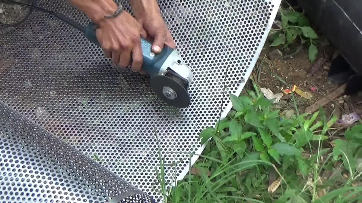 ผุดไอเดีย! นำถังแก๊สติดรถยนต์เก่าที่ลูกค้าทิ้ง ทำเตาปิ้งย่างขายสร้างรายได้เข้ากระเป๋า