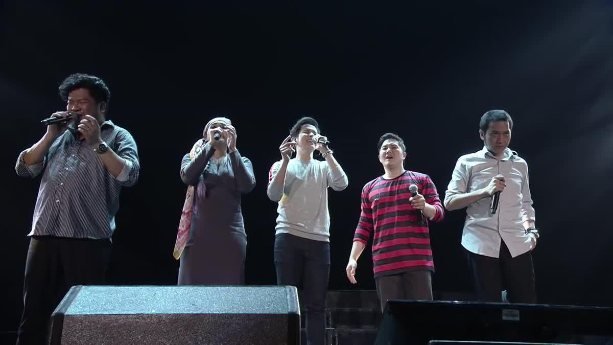 วง B5 จัดเต็มคอนเสิร์ต 4 ชั่วโมงเต็มอิ่ม ร้อง-เล่น-เต้น-ฮา!!