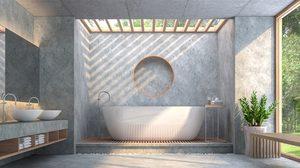 ไอเดีย แต่งห้องน้ำ หลากสไตล์สวยแจ่มลงตัวทุกแบบ