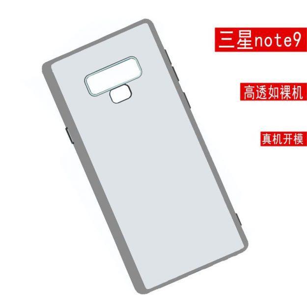 เผยปุ่มปริศนาบนเคส Samsung Galaxy Note 9 ใช้ทำอะไรกันแน่?