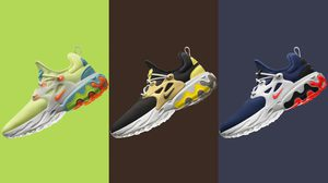 พบกับคุณสมบัติใหม่พร้อมจุดแข็งเดิมของรองเท้า Nike React Presto