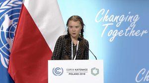 สาวน้อย Greta Thunberg วัย 15 พูดวาทะสิ่งแวดล้อมจนคนทั่วโลกให้ความสนใจ