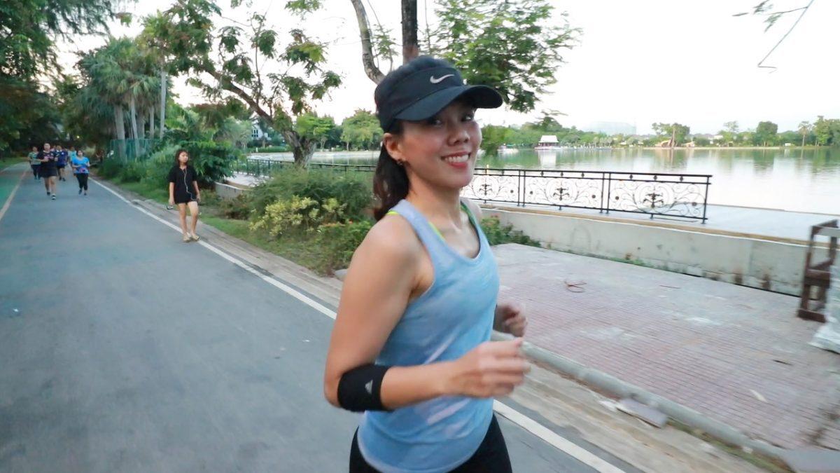 สาวนักวิ่ง ส่งต่อพลังใจ ออกวิ่งไม่ใช่แค่สุขภาพดีเท่านั้น แต่มีเรื่องราวดีๆ ซ่อนอยู่มากมาย