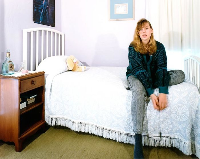The Bedrooms Of Teenagers In The 90s (8)