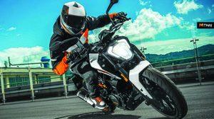 เผยรายละเอียด KTM 250 Duke รุ่นปี 2019 ในเว็บไซต์อินเดีย มาพร้อม ABS