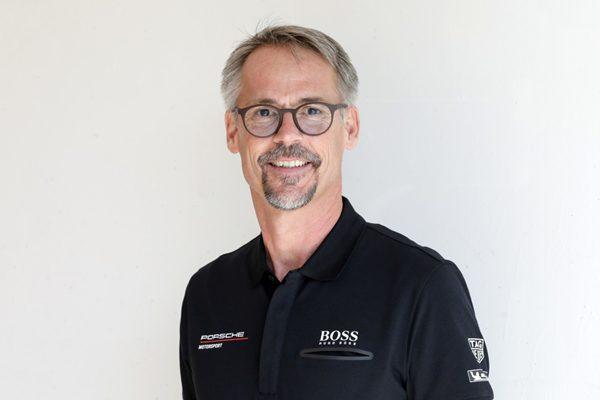 Mr. Thomas Laudenbach, Vice President Motorsport