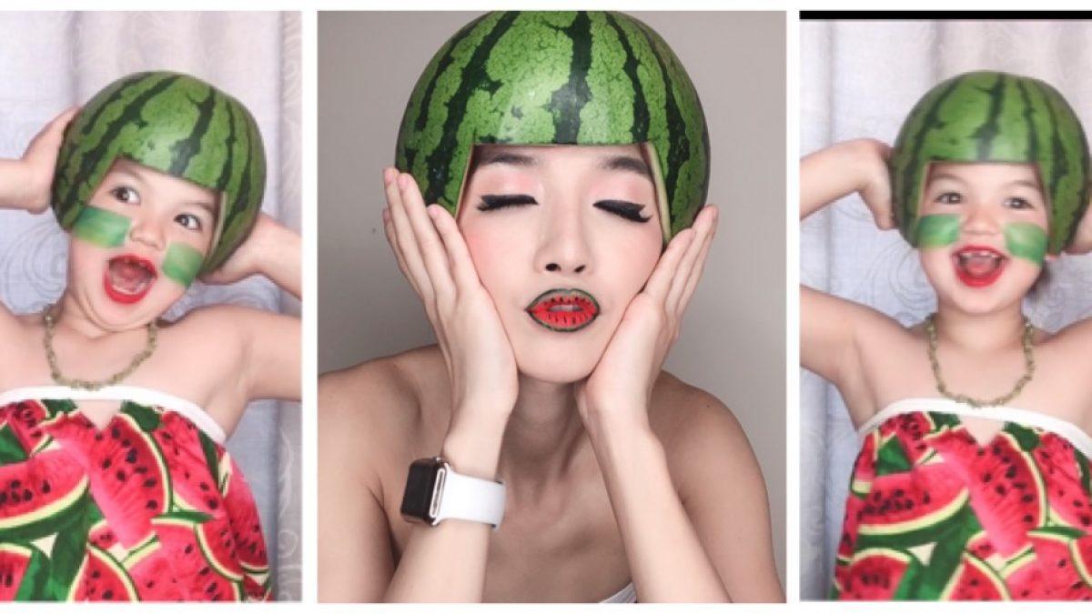 บักแตงโม ทริคแต่งหน้าสำหรับสาวมือใหม่ สดใส ต้อนรับ ซัมเมอร์