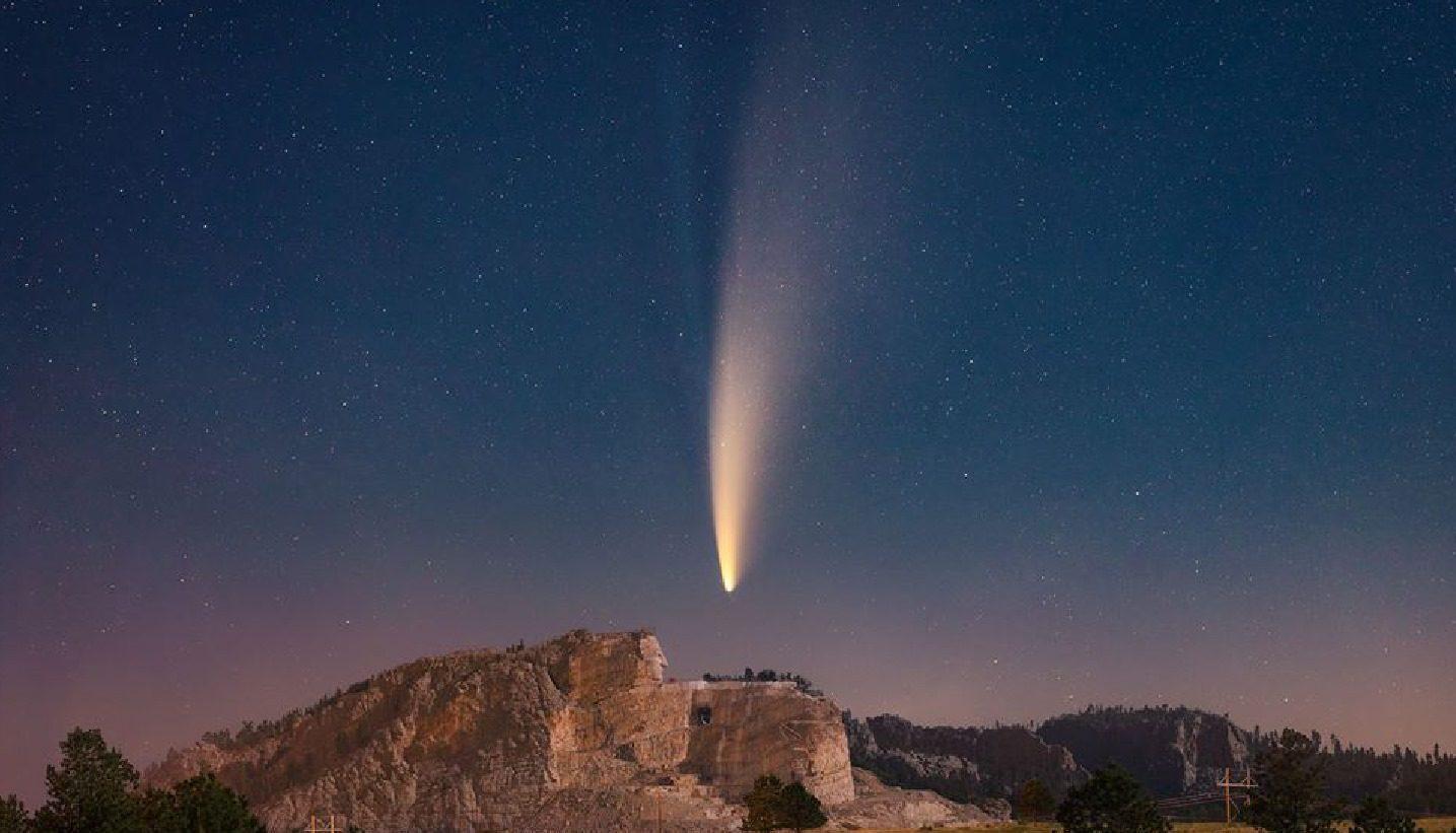 6,000 ปีมีครั้ง อย่าลืมดู ดาวหางนีโอไวส์ ใกล้โลก 23 ก.ค.นี้