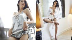 พลอย ปรียาภัทร สาวหน้าคม คนหน้ารักประจำเดือนสิงหาคมในนิตยสาร PLAYBOY Thailand