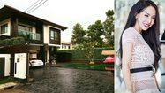 ส่องเรือนหอ ออฟฟี่ แม็กซิม บ้านเดี่ยวสองชั้นแนวโมเดิร์นพร้อมสระว่ายน้ำส่วนตัว