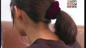 สาววัย 15 เปิดใจ หลังถูกหลอกล่อให้ทำกระทงการ์ตูนลิขสิทธิ์ ก่อนถูกจับ