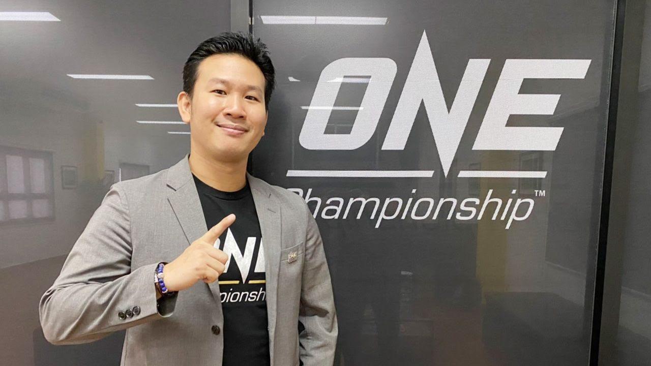"""""""บิ๊กปลาย"""" ซีอีโอ ONE ประเทศไทย แง้มใครชนใครหากศึก """"ONE vs UFC"""" เกิดขึ้นจริง"""