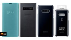 หลุดภาพเคสของ Galaxy S10 Series มีไฟ LED แสดงสถานะ