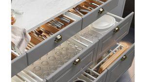 4 เหตุผล ทำไมควรเลือก ตู้เก็บของ ในห้องครัว แบบ ลิ้นชัก มากกว่าแบบ บานพับ