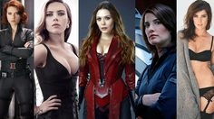 ส่องสาว Avengers ถ้าเธอถอดชุดฮีโร่จะเป็นยังไง