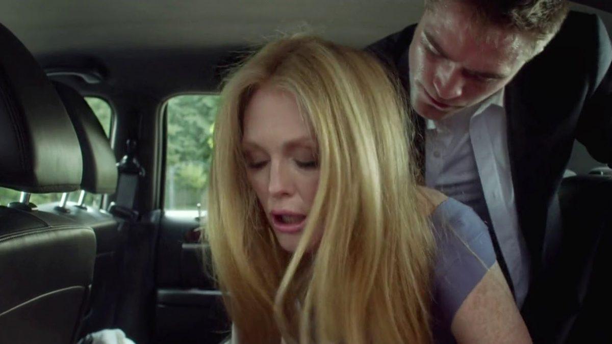 นักแสดงสาวรุ่นใหญ่ เล่นชู้กับคนขับรถ 18+