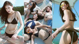 ข้าว จุฑารัตน์ จาก Playmate Playboy สู่รายการ The Face Thailand Season 3