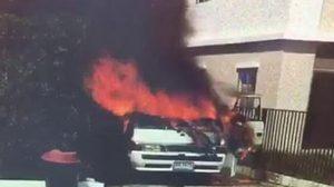 ระทึก! รถตู้ตำรวจระเบิด บ้านพัง-บาดเจ็บ2