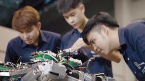 รู้จัก! หลักสูตรใหม่ วิศว Robotics & AI ม.เชียงใหม่ จบออกมาแล้วทำงานอะไรได้บ้าง?