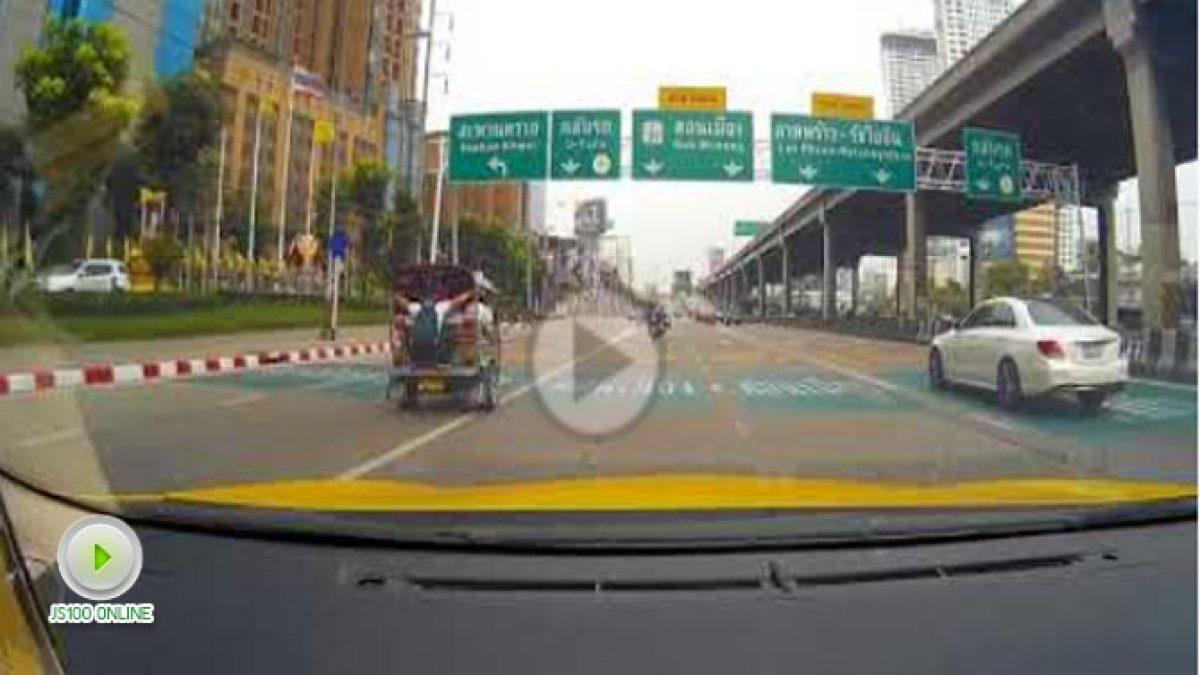 คลิปสามล้อเมืองไทยใจถึง (06-02-61)
