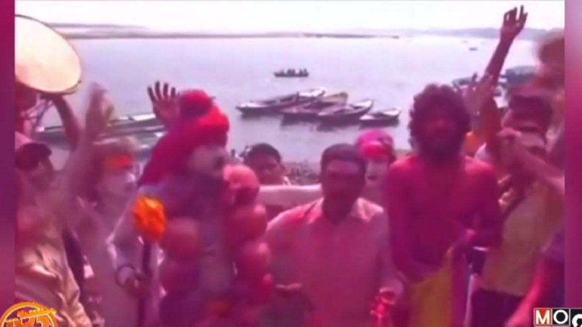 เทศกาลสาดสีในอินเดีย