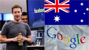 ยอมจำนน Facebook และ Google ยอมจ่ายภาษีให้ ออสเตรเลีย 5.2 หมื่นล้านบาท
