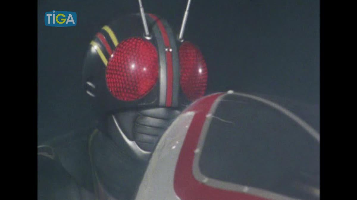 Masked Rider Black ep.25/P3