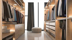 ทริคง่ายๆจัด ห้องแต่งตัว ให้เป็นระเบียบแถมใช้งานได้สะดวกยิ่งขึ้น