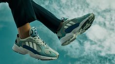 END. x adidas Yung 1 Atmosphere รองเท้าสุดคลาสสิคที่พัฒนามาจากยุค 90s