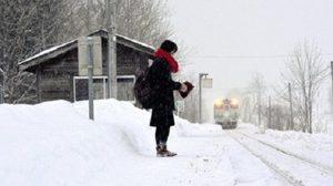 ซาโยนาระ! สถานีรถไฟในญี่ปุ่น ที่มีนร.หญิงเพียงคนเดียวใช้บริการ ปิดตัวลงแล้ว