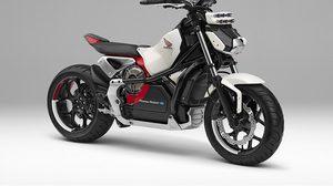 Honda เตรียมเปิดตัวรถจักรยานยนต์ Honda Riding Assist-e ครั้งแรกของโลก ในงาน โตเกียว มอเตอร์โชว์ 2017 ครั้งที่ 45