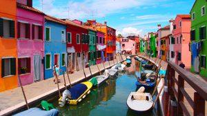 ตื่นตาตื่นใจไปกับ!! แบบบ้าน หลายสีสัน สดใส ในต่างประเทศ